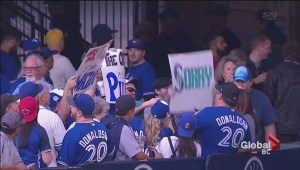 Ticket prices spike for Toronto Blue Jays in Seattle