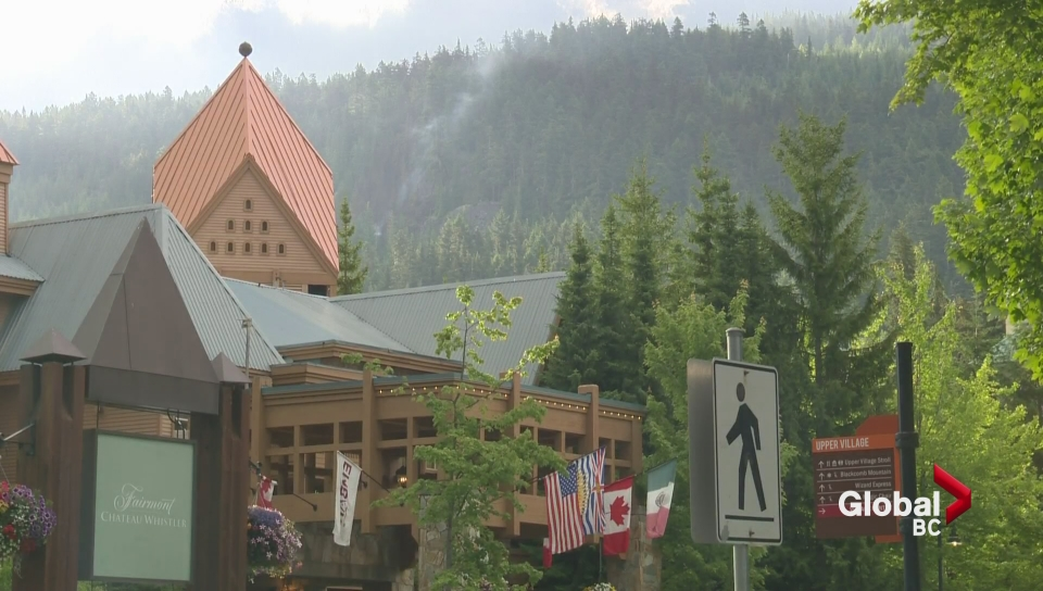 Human-caused wildfire spreads to 115 hectares in BC
