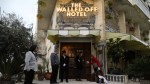 New Banksy Hotel opens in West Bank surrounded by Israeli-built wall