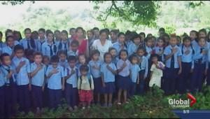 Okanagan volunteers back from Nepal