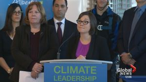 Alberta NDP updates plans to transition to renewable energy