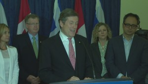 John Tory says hybrid option for Gardiner is best for the city