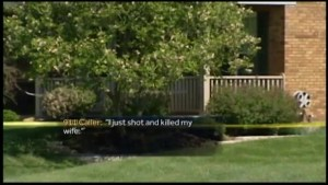 'I just shot and killed my wife': Ex-cop makes chilling 911 call after deadly shooting