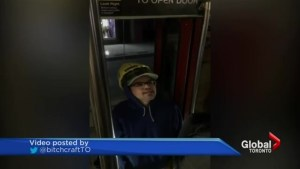 Man hurls insults, racist comments on TTC streetcar