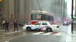 Underground explosions force closure of busy downtown Toronto streets