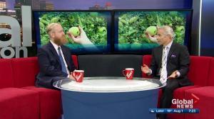 Edmonton organization harvests, processes and preserves local fruit