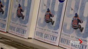 Gretzky books contain bogus autographs