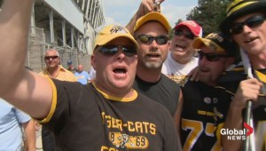 Hamilton Tiger-Cats fans excited about Tim Hortons Field