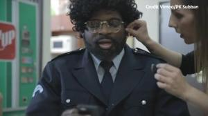 P.K. Subban's disguise surprise delights group of kids in Montreal