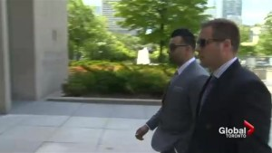 Complainant cross-examined at Toronto police sexual assault trial