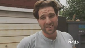 HGTV's Scott McGillivray takes ice bucket challenge