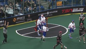 Vancouver Stealth qualify for NLL playoffs