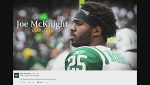 A look at the late Joe McKnight's life