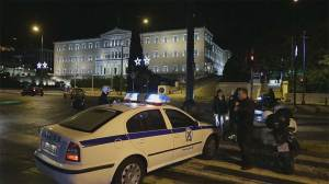 Bomb explodes at Athens industry federation