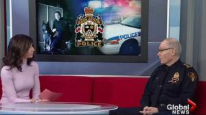 Chief Clive Weighill on policing in Saskatoon