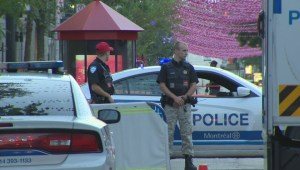 RAW: Suspicious death near Beaudry metro