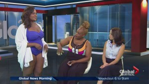 Plus-size swimsuit trends for women