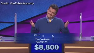 Greatest Final Jeopardy Answer ever goes viral