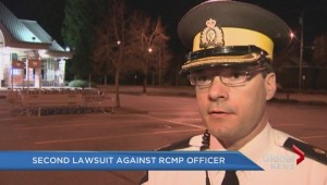 Insp. Tim Shields face second lawsuit
