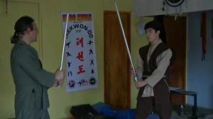 Master and apprentice study at 'Jedi School' in Chile