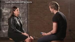 #MoreThanMean:  Men read hateful tweets to female sportswriters in PSA