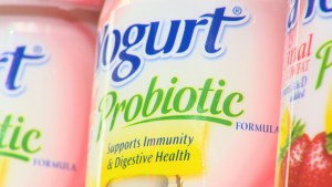Study suggests eating probiotics in yogurt could lower blood pressure