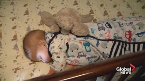 Calgary expert worried about new recommendation on baby sleep