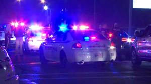 Two Ferguson officers shot after police chief resigns
