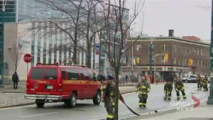 Toronto Jewish community centre evacuated after bomb threat
