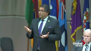 Mayor Nenshi reacts to report on controversial Uber remarks