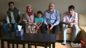 Six months later: how Syrian refugees are settling in to life in Edmonton