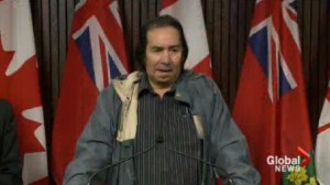 Minister promises to review the compensation for a northern Ontario First Nation