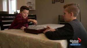 Alberta boy gives up technology for 1 year