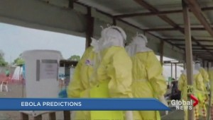 Dire Ebola prediction from WHO