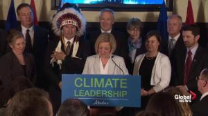 Notley: Alberta moving away from coal