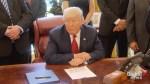 President Trump calls Canada a 'disgrace'; calls NAFTA a 'trading disaster'