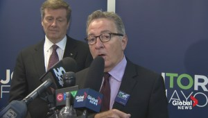 MPP David Zimmer endorses John Tory for mayor