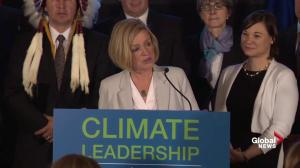 Notley: Carbon price to be adjusted
