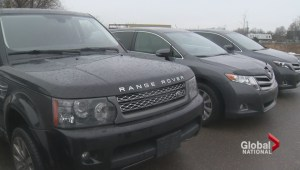 Luxury car thefts in Canada fund terror overseas