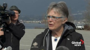 Presser: Port of Vancouver fire update