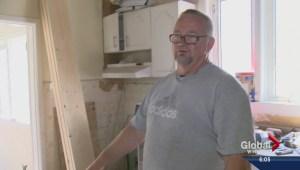 Winnipeg home broken into 5 times during renovation