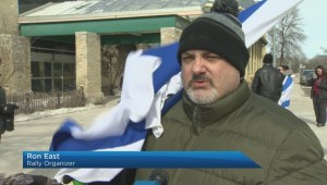 Winnipeg's Jewish community rallies against recent threats