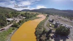 Environmental Protection Agency takes responsibility for Colorado mine spill