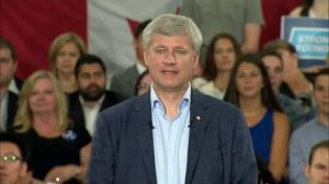 Harper claims he's doing more for missing and murdered aboriginal women than other parties