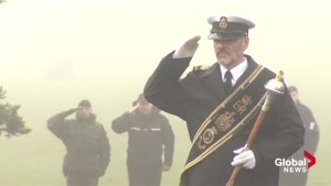 Halifax marks 72nd anniversary of the Battle of the Atlantic