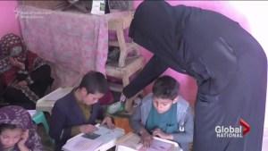 Teaching Pakistan's most vulnerable children