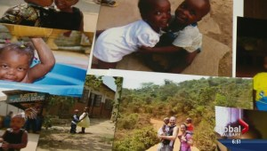 Adoption stalled because of Ebola outbreak