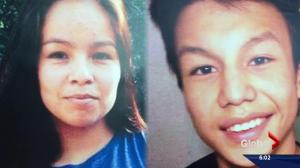RCMP confirms teen couple murdered in northern Alberta