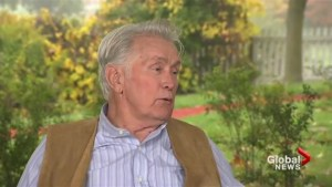 Martin Sheen takes on an iconic Canadian role