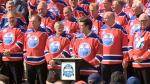 'It's a little bittersweet': Mayor Don Iveson helps the Oilers say farewell to Rexall Place